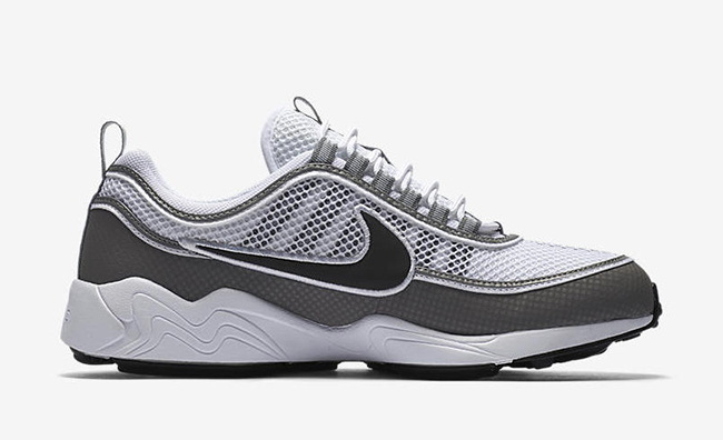 best service e68fa 8e246 Nike Air Zoom Spiridon Light Ash Release Date