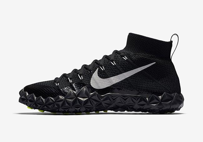 Nike Alpha Sensory Turf Black