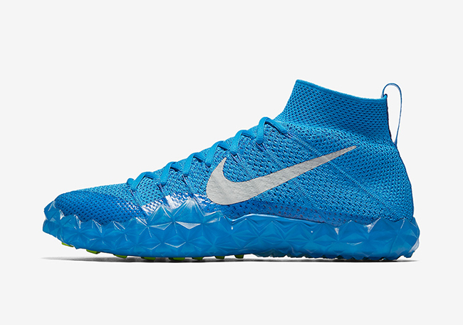 Nike Alpha Sensory Turf Photo Blue
