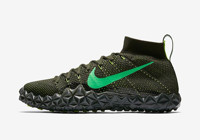 Nike Alpha Sensory Turf Sequoia