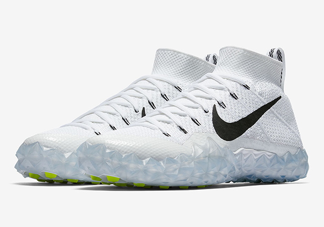 Nike Alpha Sensory Turf White Black