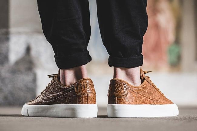 Nike Blazer Studio Low Desert Ochre