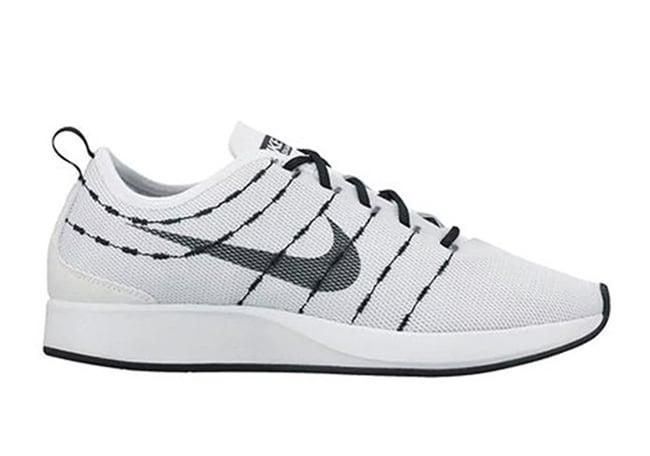 Nike DualTone Racer White Black