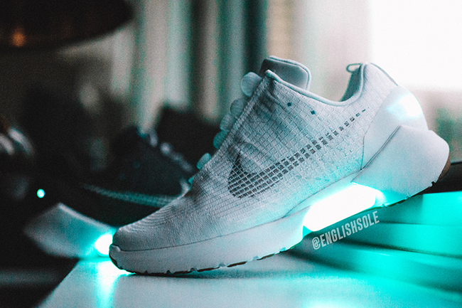 Nike HyperAdapt 1.0 White Gum