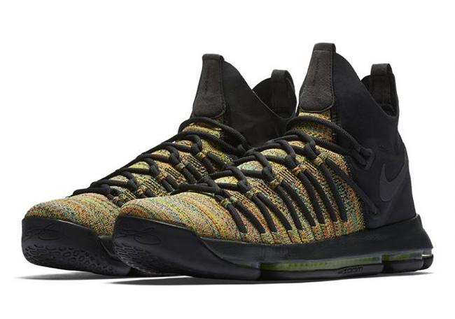 Nike KD 9 Elite Multicolor Release Date