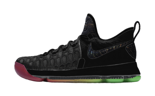 Nike KD 9 Rise and Shine