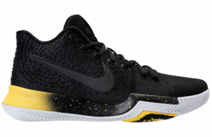 Nike Kyrie 3 Black Yellow Release Date
