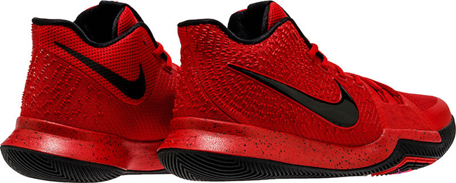 Nike Kyrie 3 Three Point Contest University Red Release Date