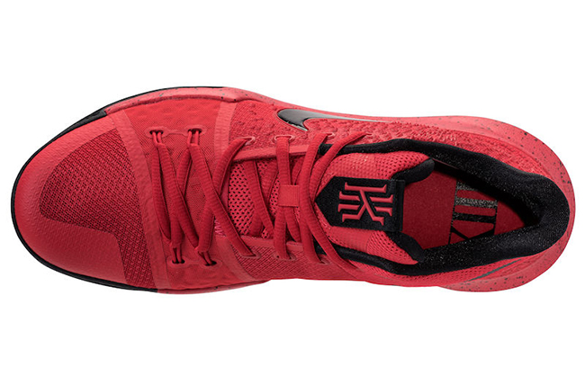 Nike Kyrie 3 University Red Black Release Date