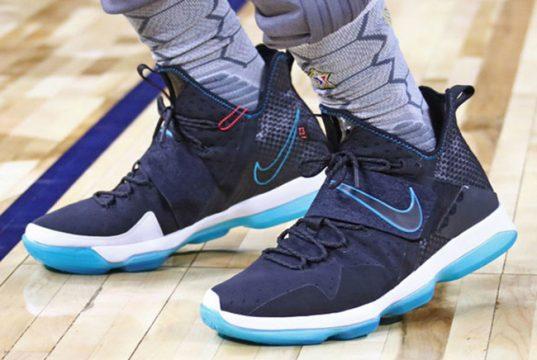 Nike LeBron 14 Red Carpet Release Date