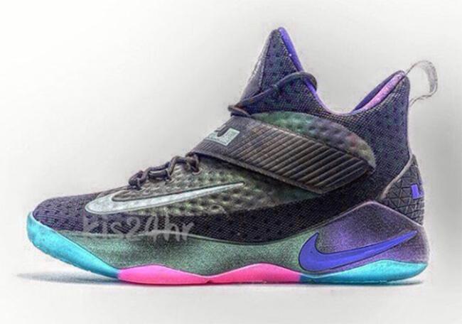 New Nike LeBron Shoe is On the Way