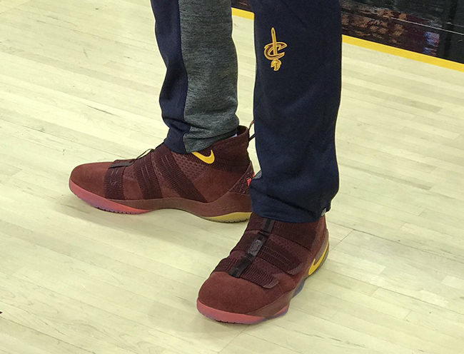 6ff08d9a388a7 Nike LeBron Soldier 11XI Cleveland Cavaliers – BetterRead