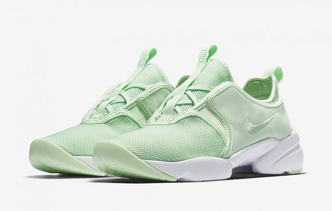 Nike Loden Satin Pack Fresh Mint Sunset Tint | SneakerFiles