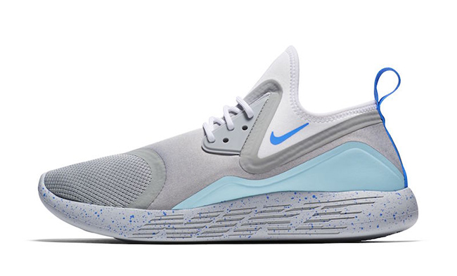Nike LunarCharge Wolf Grey Photo Blue Release Date