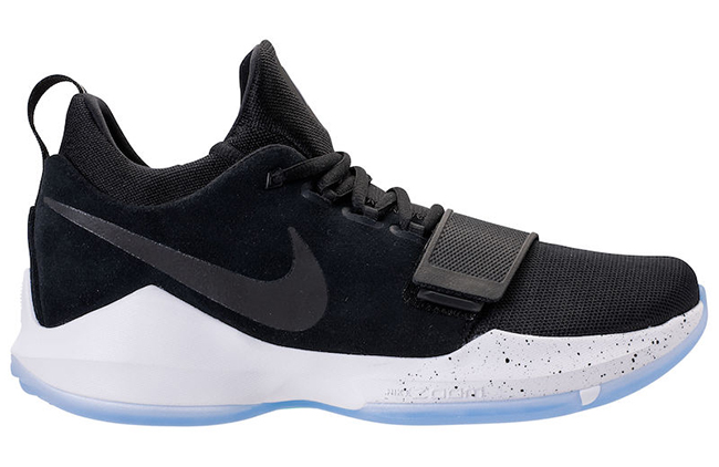 Nike PG 1 Black Ice Release Date