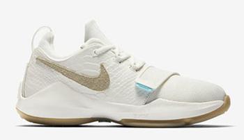 Nike PG 1 Ivory