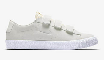 Nike SB Blazer AC Low Numbers Sail