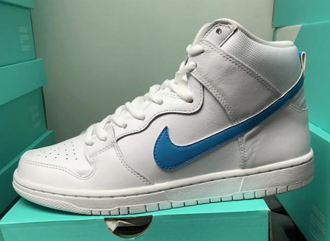 Nike SB Dunk High Mulder Release Date