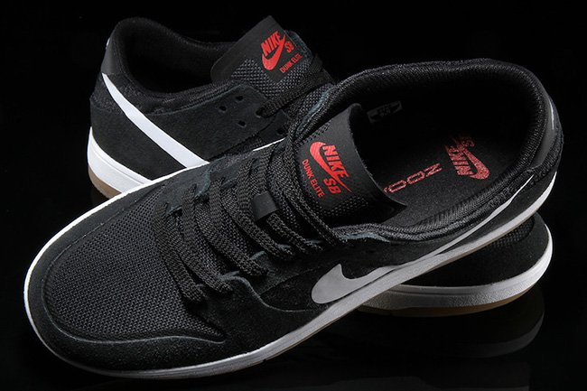 Nike SB Zoom Dunk Elite Black Gum