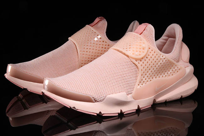 bd24fb587f397 Nike Sock Dart Breathe Arctic Orange 909551-800