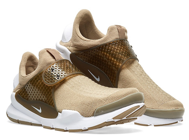 new concept b7e70 0d3ba Nike Sock Dart Cargo Khaki 819686-200 Release Date ...