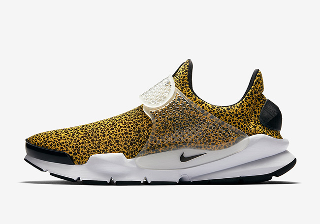 Nike Sock Dart Safari Pack Varsity Maize 942198-700