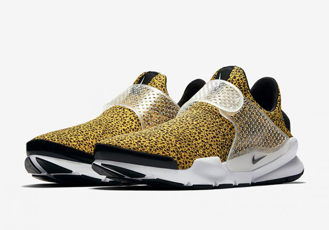 Nike Sock Dart Safari Pack Varsity Maize
