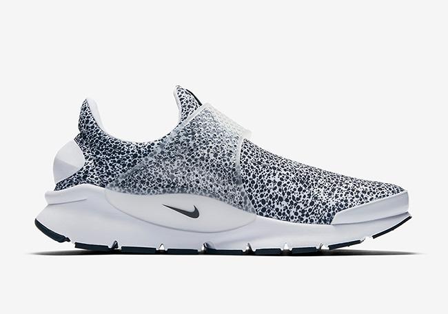 Nike Sock Dart Safari Pack White 942198-100
