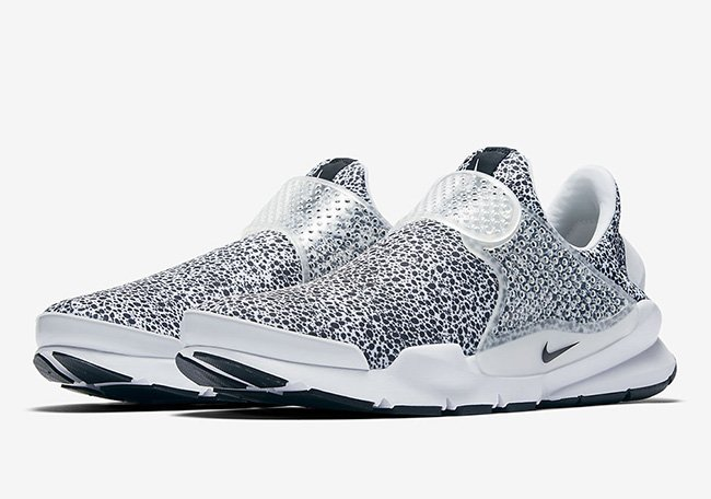 Nike Sock Dart Safari Pack White 942198-100