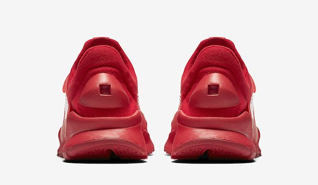 Nike Sock Dart Triple Red