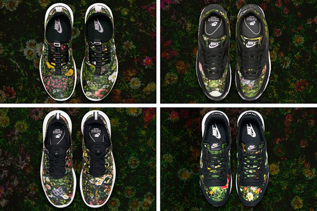 Nike Sportswear Spring Garden Collection