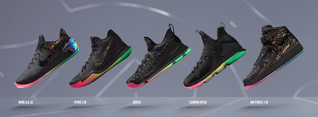 NikeID Rise and Shine Option Collection