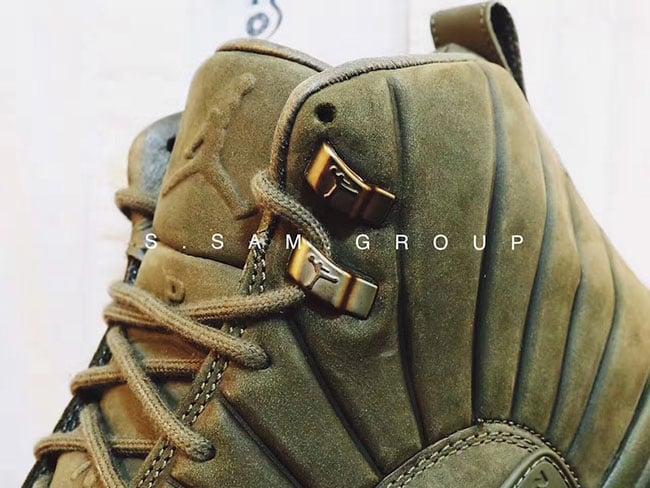 Olive PSNY Air Jordan 12 Release Date