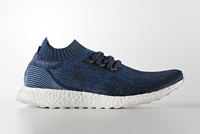 Parley adidas Ultra Boost Uncaged Blue Release Date