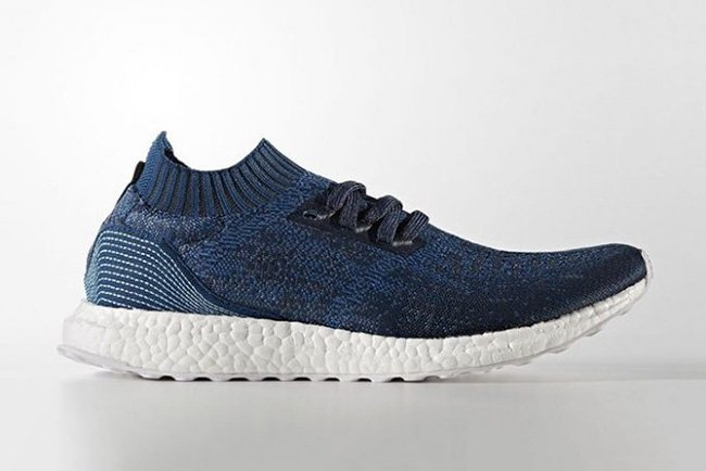 94194ac448d2d Parley adidas Ultra Boost Uncaged Blue BY3057 Release Date ...