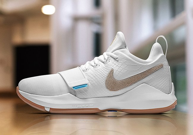 Paul George Nike PG 1 Teammates