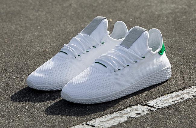 Pharrell adidas Tennis HU Release Date