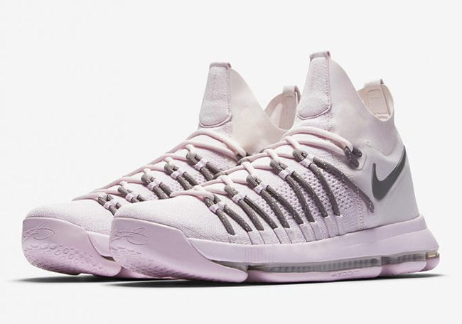 reputable site 36019 97dc9 Pink Dust Nike KD 9 Elite