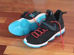 Red Carpet Nike LeBron 14