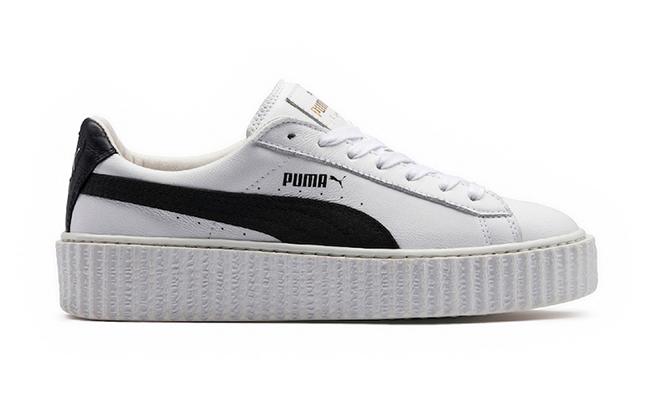 Pumas Fenty Rihanna Blanc Noir DFtFHBhP