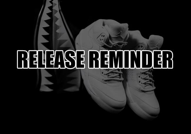 Sneakers Release April 20 22 2017