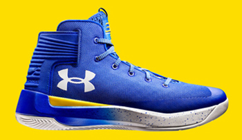 Under Armour Curry 3Zer0 Team Royal