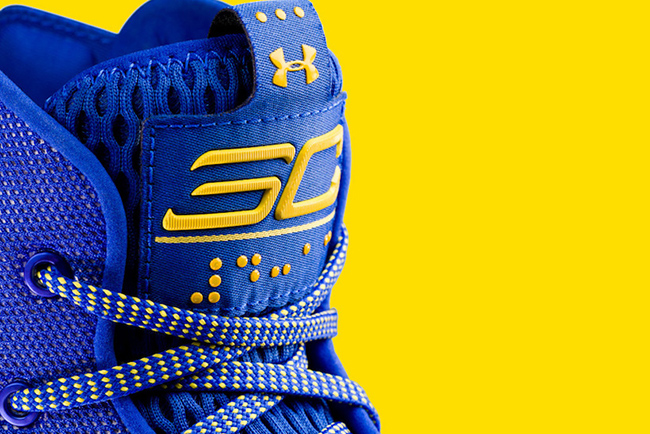 Under Armour Curry 3Zer0 Team Royal Release Date