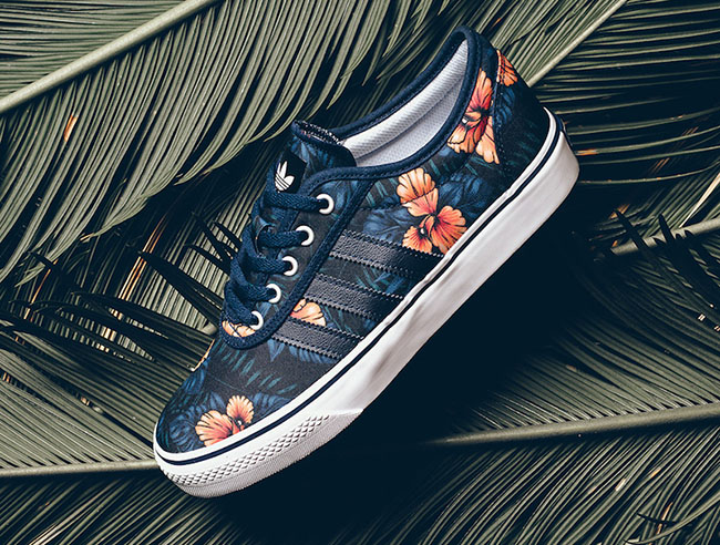 adidas Adi-Ease Indigo Floral