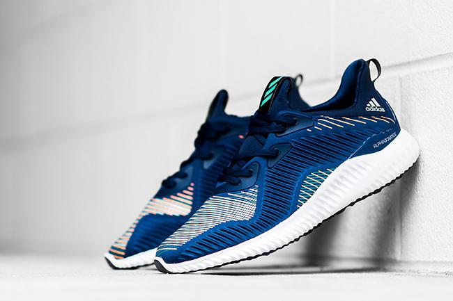 adidas AlphaBounce Haptic Mystery Blue