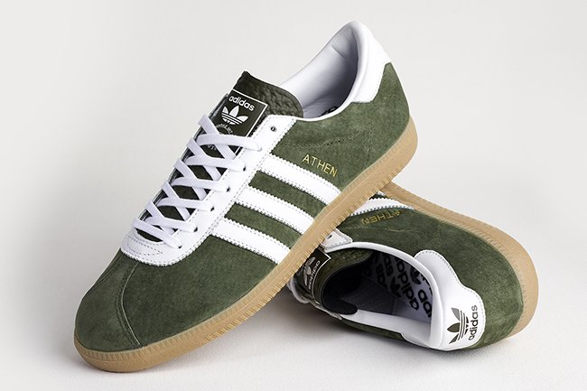 adidas Athen Forest Green size? Exclusive