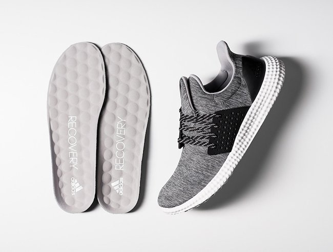 adidas Athletics 24/7 Trainer Grey Black White