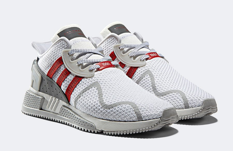 adidas originals eqt cushion adv white