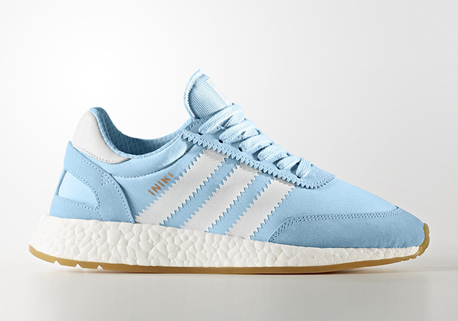 adidas Iniki Runner Boost Light Blue