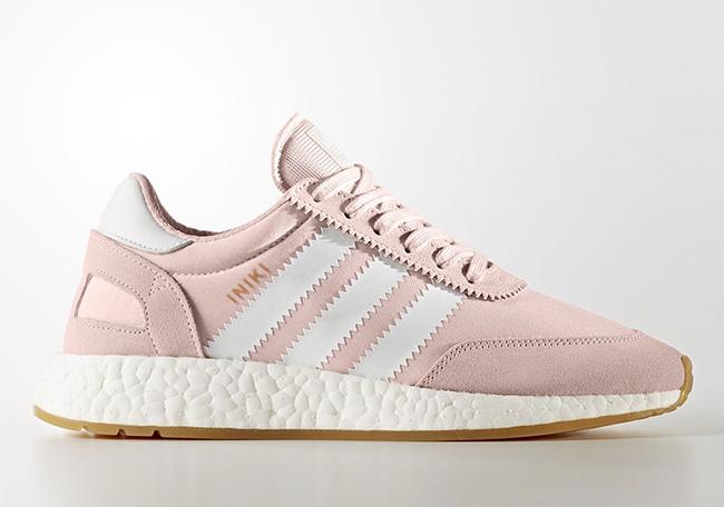 adidas Iniki Runner Boost Pink